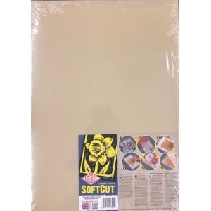 Lino Softcut Essdee 42x30x0,3cm 5ks