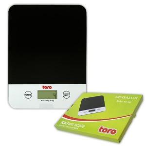Kuchyňská váha, elektronická, do 10 kg