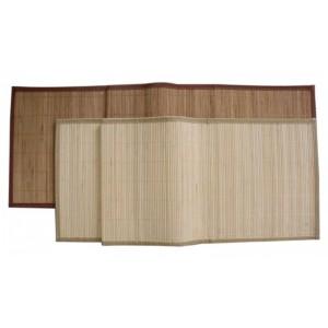 Bambusová podložka s obrubou