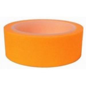 Páska na poznámky NEON - oranžová 15mm x5 m