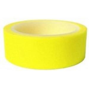 Páska na poznámky NEON - žlutá 15mm x5 m