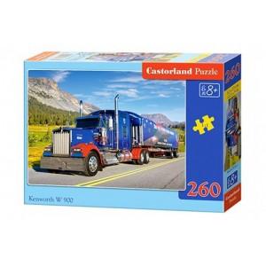 Puzzle 260 dílků - Kamion Kenworth W900