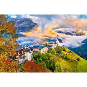 Puzzle 4000 dílků - Santa Lucia, Italie