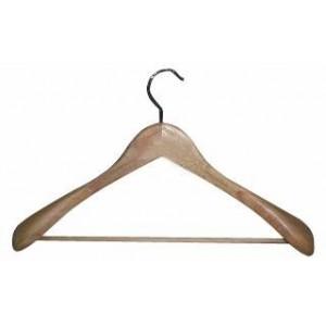 Ramínko na šaty - dřevo