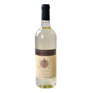 Bílé víno Sauvignon Blanc - Castillo de Landa, 0,75L
