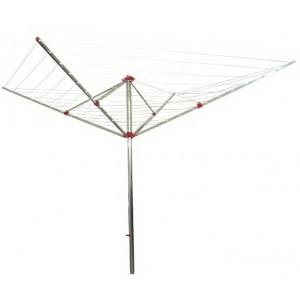 Sušák zahradní Toro kolotoč- 4 ramena, 60 m