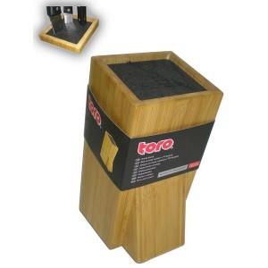 Blok na nože - bambus
