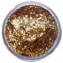Třpytivý gel 12ml- zlatý