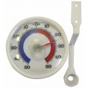 Venkovní teploměr, od - 50 °C do + 50 °C