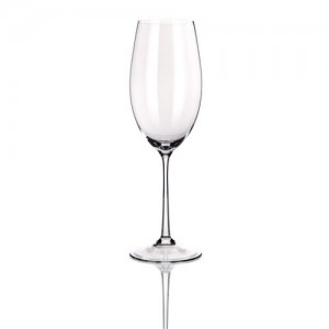 BANQUET CRYSTAL Sada sklenic na bílé víno TWIGGY 460 ml, 6 ks, OK