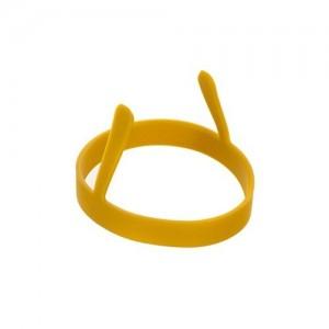BANQUET Forma na smažení silikonová CULINARIA Yellow 9,7 cm, vejce
