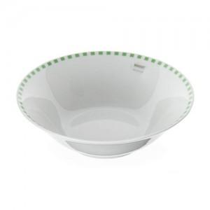 BANQUET Mísa porcelánová CUBITO Green 22,9 cm