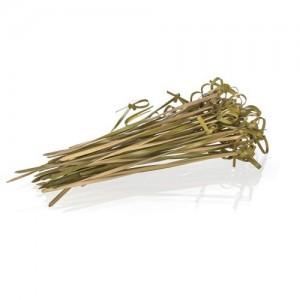 BANQUET Napichovátka na ražniči bambusová MY PARTY 15 cm, 50 ks