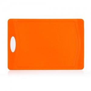 BANQUET Prkénko krájecí plastové DUO Orange 29 x 19,5 x 0,85 cm