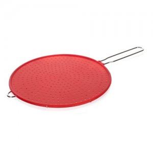 BANQUET Síto ochranné silikonové na pánve CULINARIA Red 28 cm