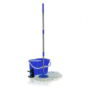 BRILANZ Mop set TORNADO, modrý
