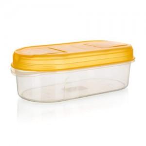 BANQUET Dóza dávkovací plastová 0,5 l, 18,5 x 9,6 x 6 cm