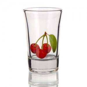 BANQUET Sada odlivek TORINO Cherry 40ml, 6 ks
