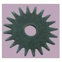 Toner: Náhradní kolečko orovnávače 50 mm
