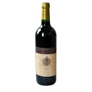 Červené víno Merlot - Castillo de Landa, 0,75L