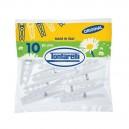 Kolíčky plastové na prádlo Tontarelli Supermollet 10 ks, assort