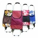 Nákupní taška na kolečkách - 88 x 31 cm