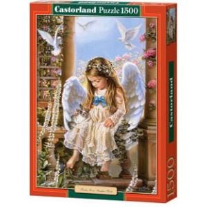 """Puzzle 1500 dílků - Kopie """"Tender Love"""", Sandra Kuck"""