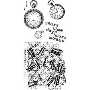 Razítka gelová - Years time, days, hours, months